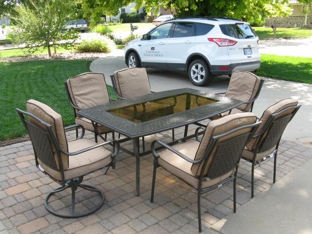 Martha Stewart Living Patio Furniture - Nex-Tech Classifieds on Martha Living Patio id=81998