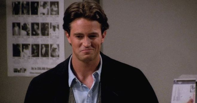 Image result for chandler bing
