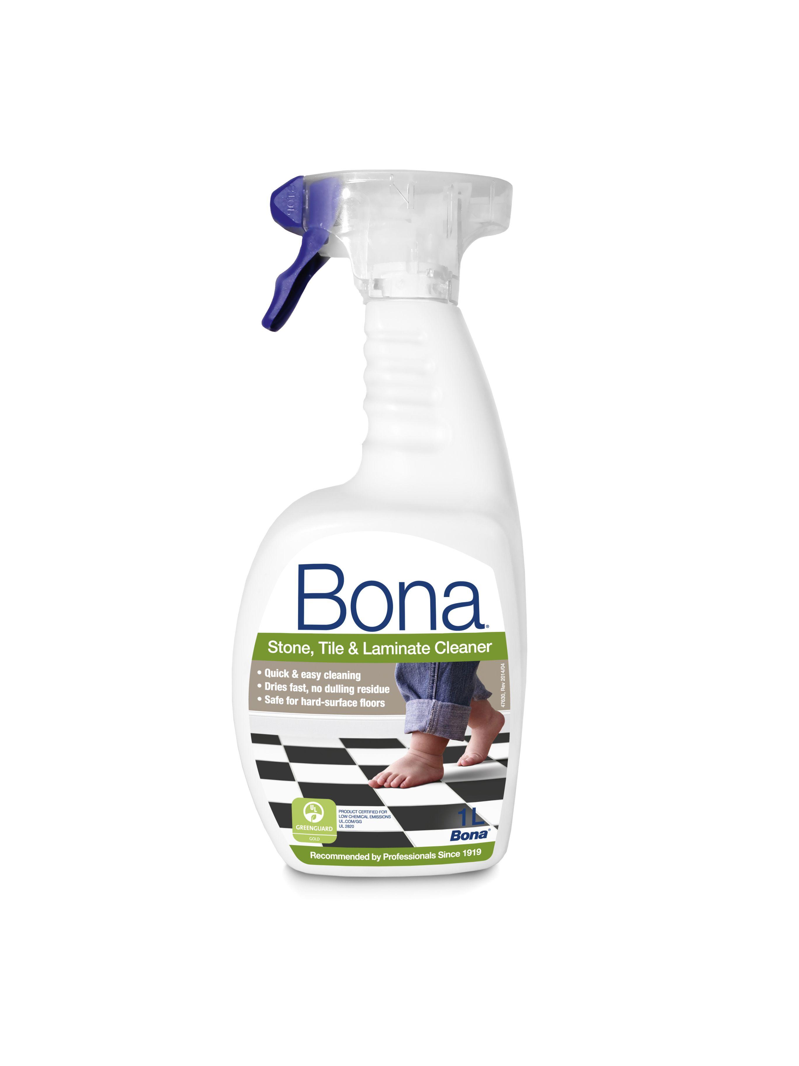 bona stone tile laminate floor cleaner 1l