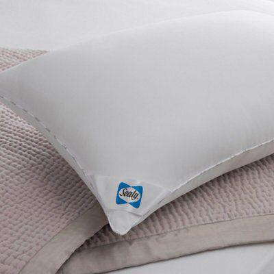 sealy response medium hypoallergenic pillow