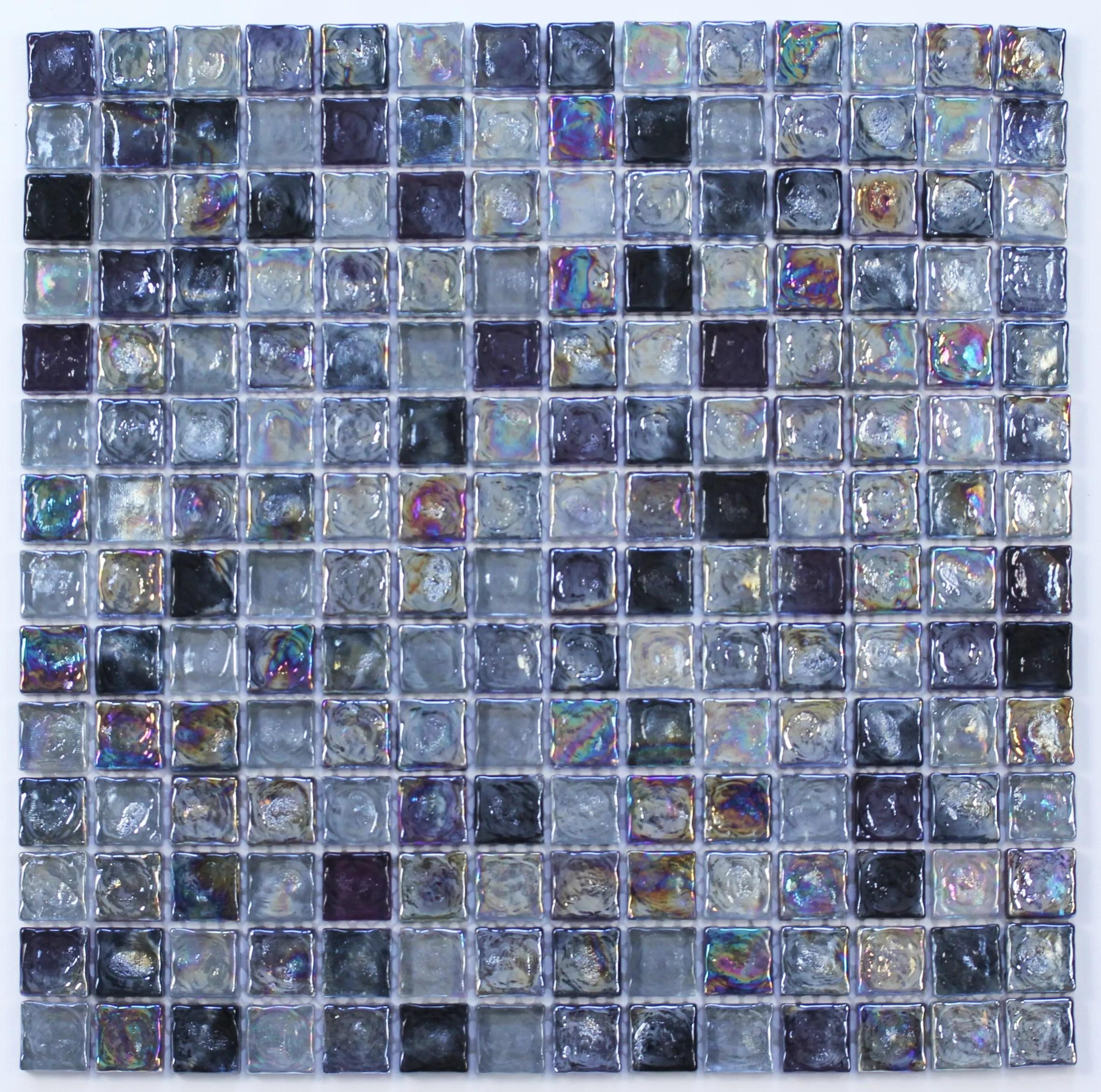 vodka purple glass marble mosaic tile l 300mm w 300mm