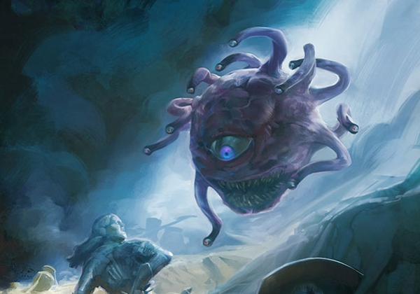 Image result for beholder 5e art