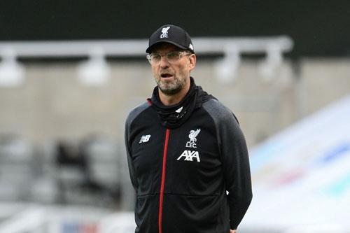 1. Jurgen Klopp (Liverpool).