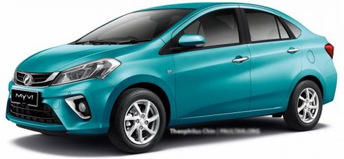 Chiếc xe giá rẻ Perodua Myvi 2018 nhận 6 nghìn đơn đặt hàng sau 1 ngày ra mắt - Ảnh 1