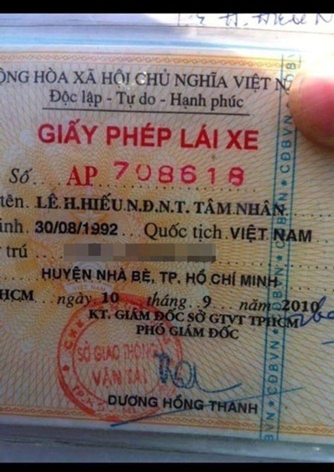 """Những người có tên độc, dài và """"dị"""" nhất Việt Nam - Ảnh 1"""