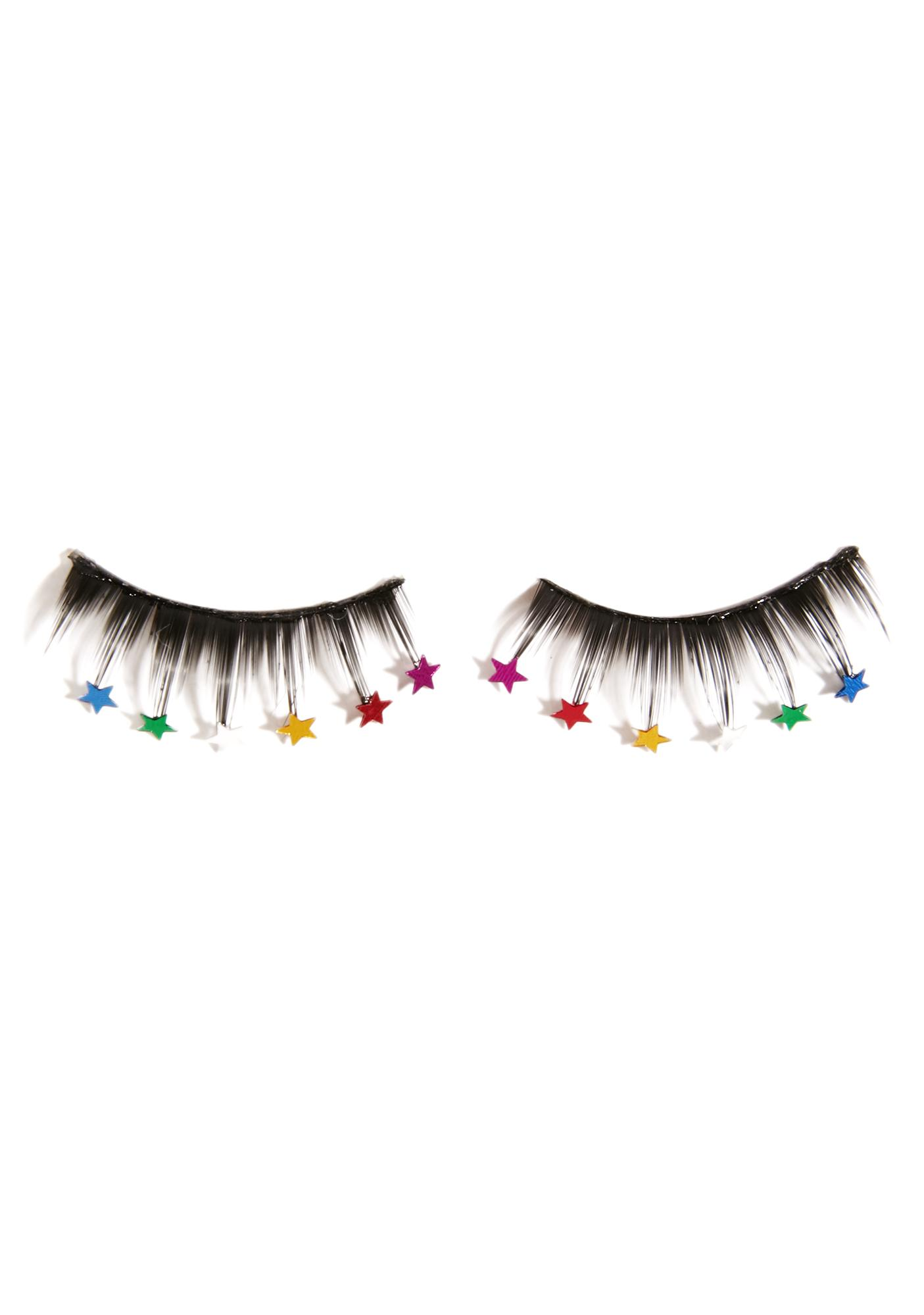 Fromniclove Star Tipped Lashes