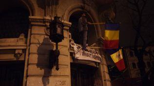 proteste piata universtatii unirii luni (1)