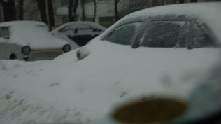 vremea in bucuresti strazi blocate cod portocaliu iarna viscol (33)
