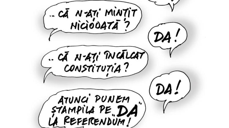 Basescu va pierde, ce faceti?