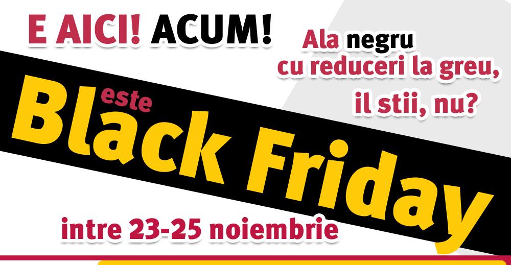 Reducerile de Black Friday continua