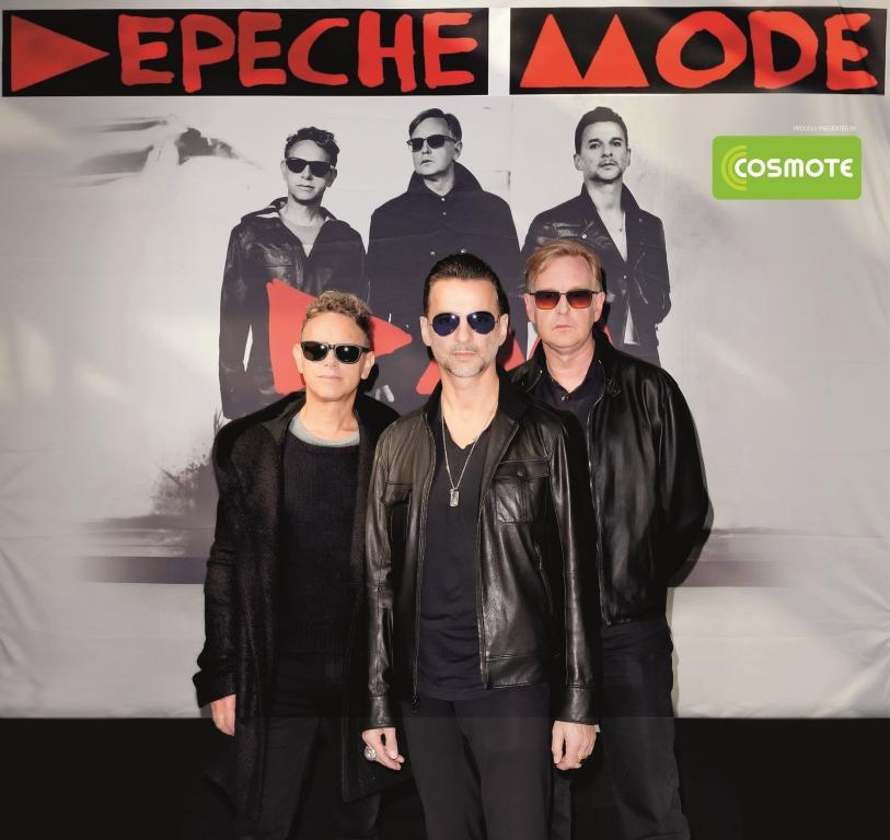 Vrei sa mergi cu mine la Depeche  Mode?