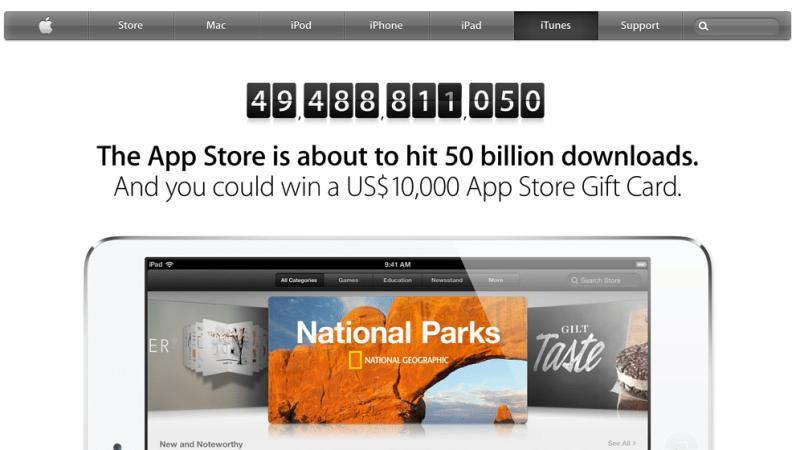 Premiul de 10.000 de dolari de la Apple