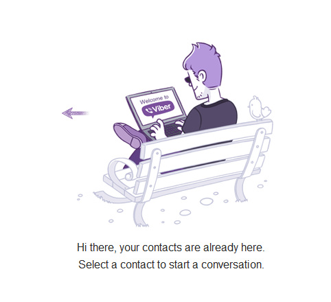 Viber Desktop, in final a venit concurenta