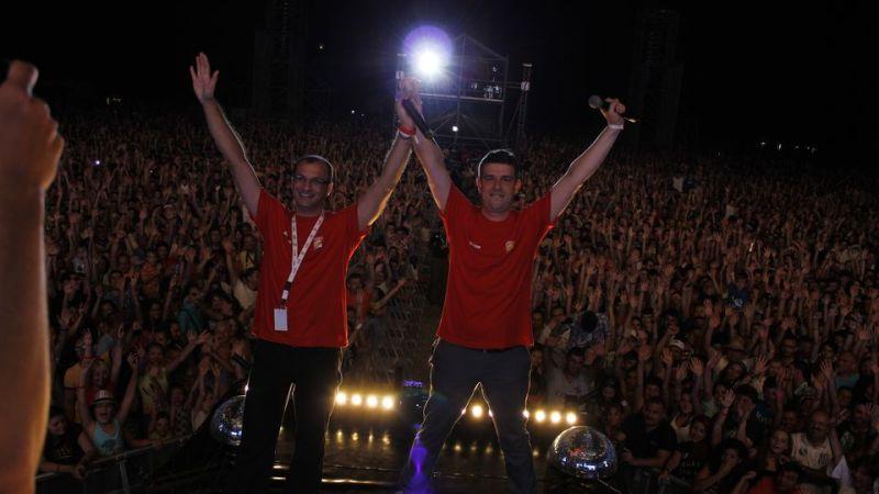 EuropaFM Live pe plaja, 80 de mii de oameni si poze super