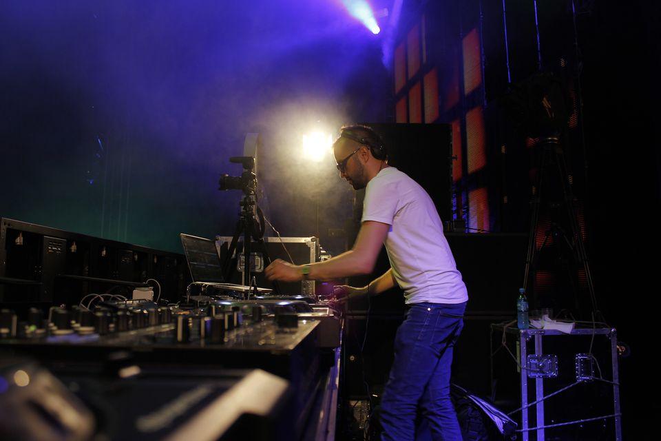 DJ Optick – Liberty Parade 2013 LIVE set