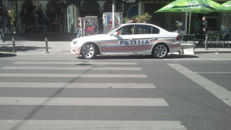 Politistul cu BMW revine