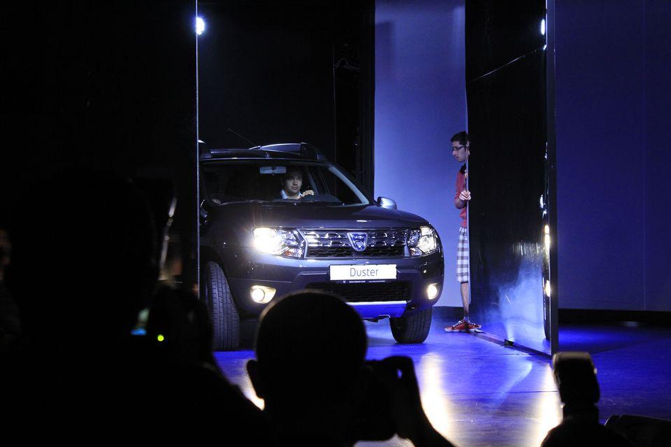 Noua Dacia Duster