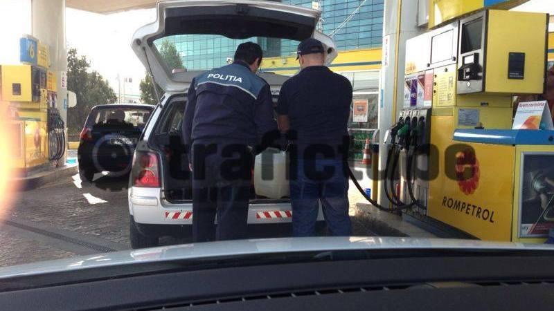 Se scumpeste carburantul! V-ati facut provizii?