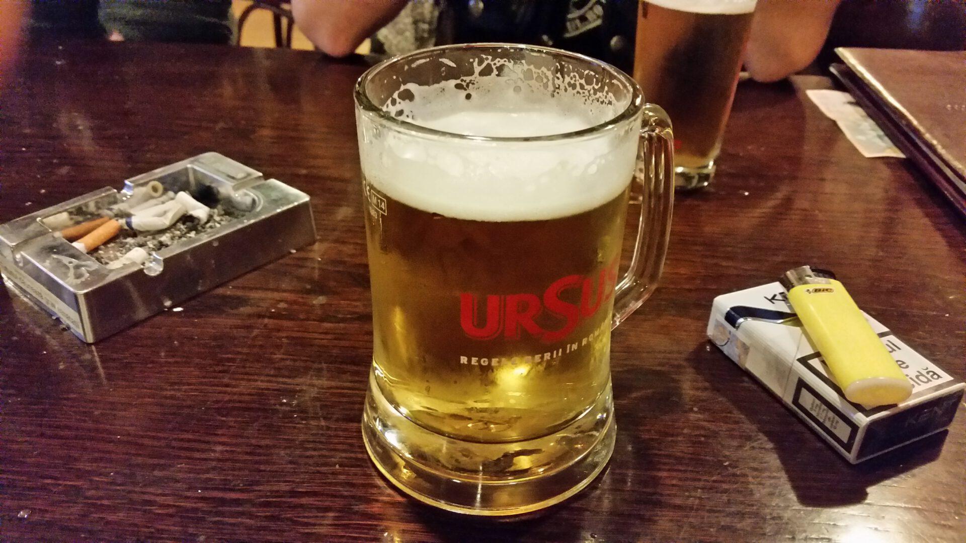 Stimati producatori de bere, ce e berea aia la halba de 0.4?