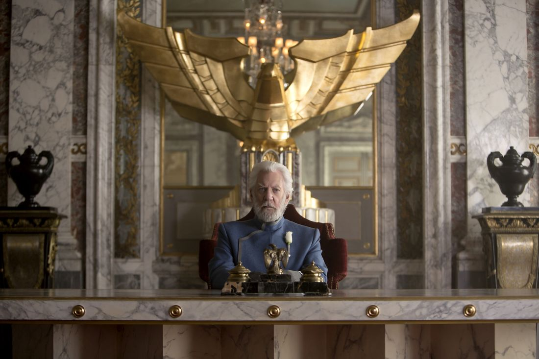 The Hunger Games: Mockingjay (2014)