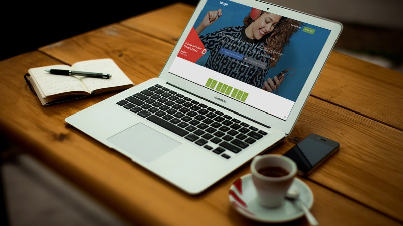 Abonamentul Zonga este gratis un an la Cartela Vodafone (p)