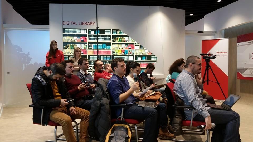 Vodafone, certificata pentru cel mai bun punctaj al serviciilor de date si telefonie din Romania (P)