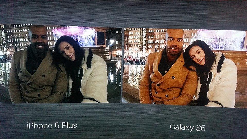 E bun  sau nu noul Samsung Galaxy S6