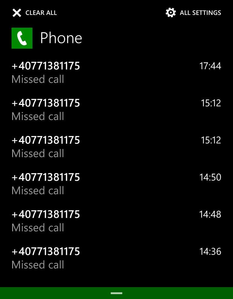 Este telefonul singura modalitate de contact?