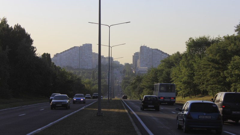 Trafic de Chișinău