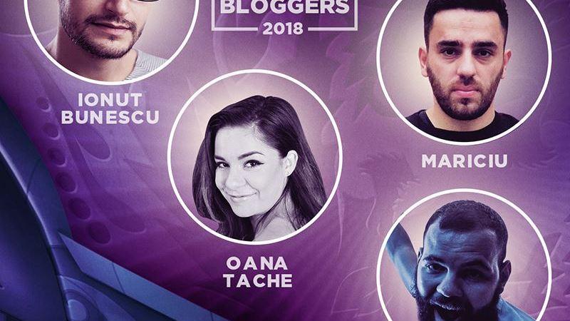 Bloggerii oficiali de la Untold