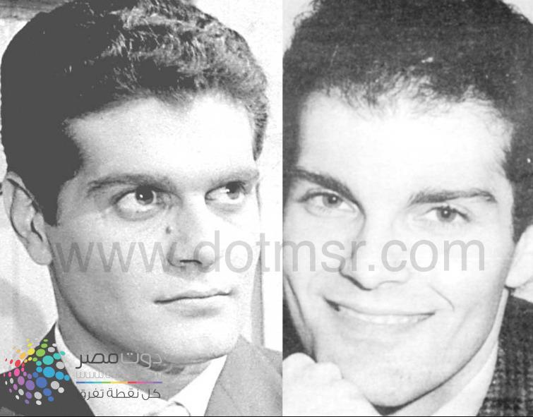 انفراد لأول مرة صورة الابن غير الشرعي لـ عمر الشريف