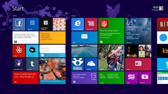 Tutte le novit�  di Windows 8.1