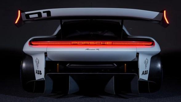 Porsche Mission R concept pictures | DrivingElectric