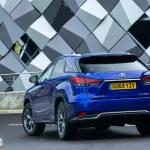 Lexus Rx 450h Running Costs Drivingelectric
