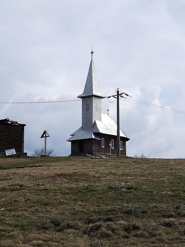 Biserica de pe Semenic
