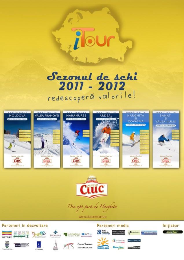 Coperta i-Tour Schi 2012