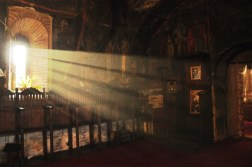 Manastirea Strehaia interior