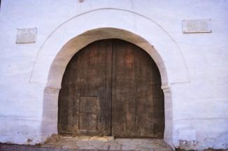 Manastirea Strehaia Poarta Intrare