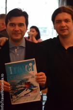 Cu Traian Bădulescu și revista Elixir Travel