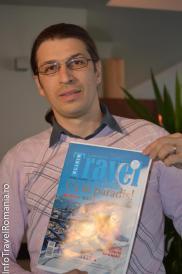 "Florin Albu, ""vinovatul pentru revista Elixir Travel"""