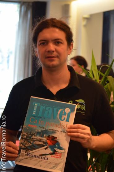 Florin - Drum Liber - și coperta revistei :)