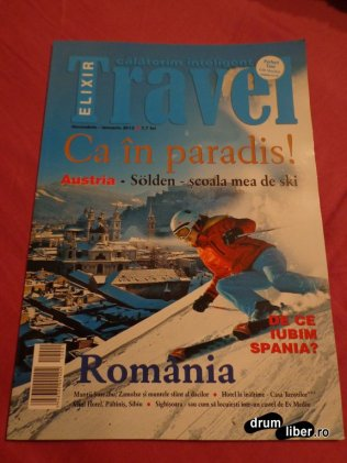 Revista Elixir Travel