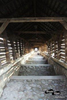 Scara Acoperită - Cetatea Medievală Sighișoara