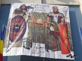 Festivalul Antic Tomis la TTR1, 2013