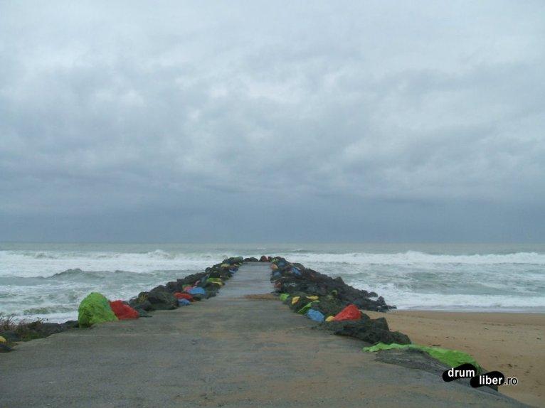 Oceanul Atlantic la Biarritz, Franța