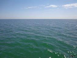 Marea, în larg