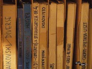 Discuri vechi în colecția lui Mark