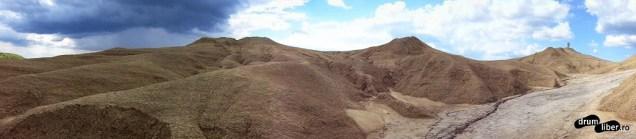 Pâclele Mari (panoramică)