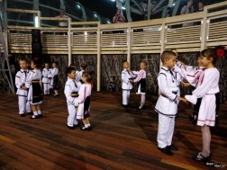 Dansatori la Salina Turda