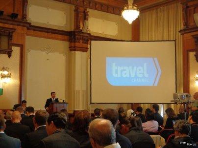 Prezentări la conferință